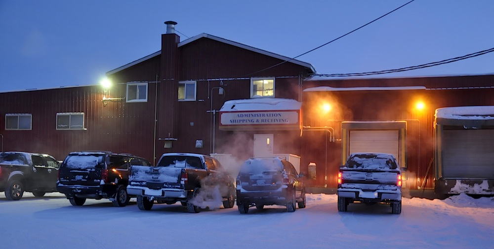Grocery Shopping Stanton S Grocery Store Life In Inuvik